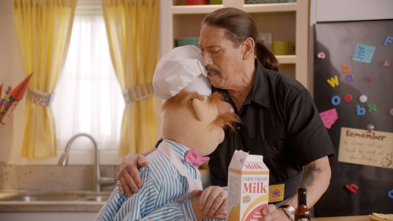 Swedish Chef and Danny Trejo: Together At Last!