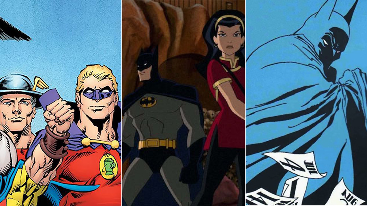 New Dc Animated Movies In Development Den Of Geek
