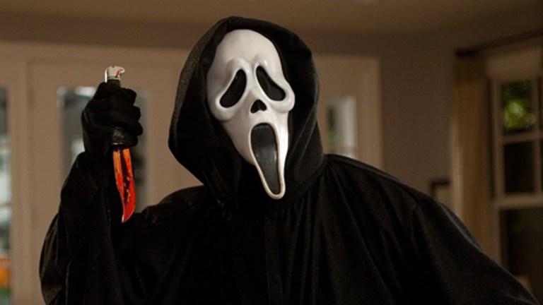 Ghostface in Scream Movies