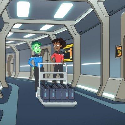 Star Trek: Lower Decks Episode 2