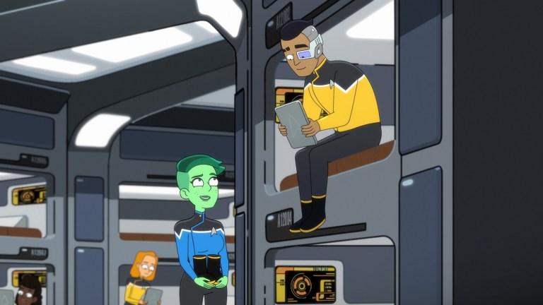 Star Trek: Lower Decks Episode 4