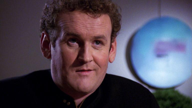 Chief O'Brien in Star Trek