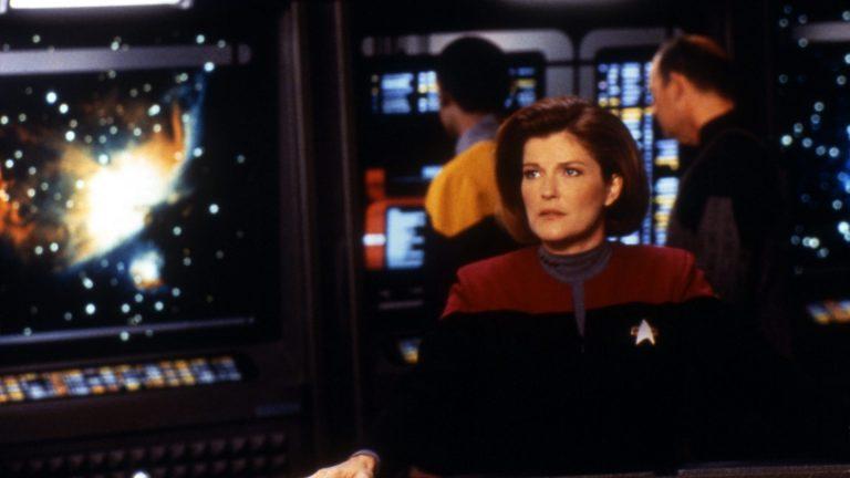 Star Trek's Captain Janeway