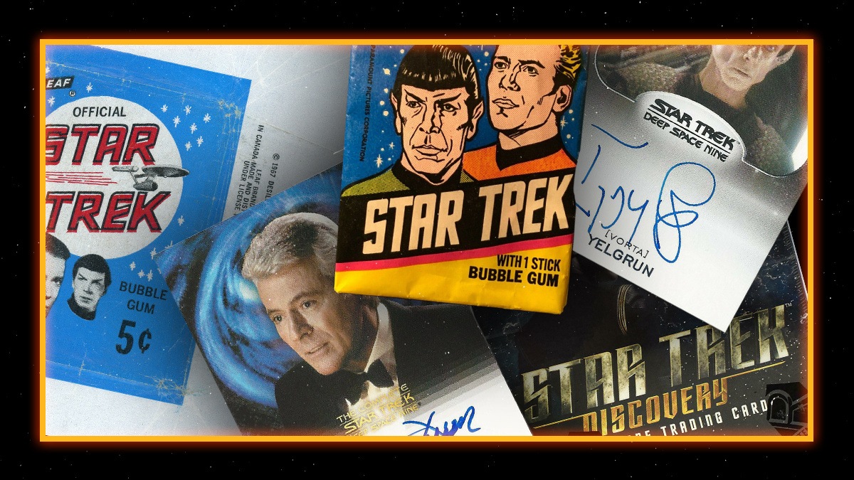 Star Trek Trading Cards