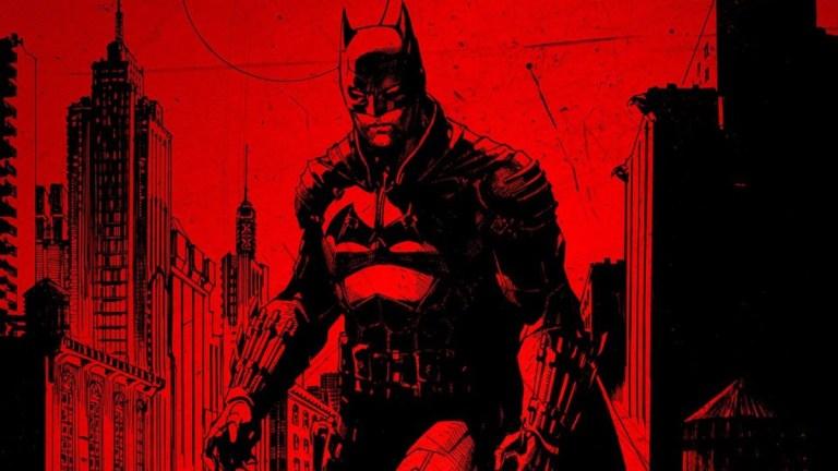 The Batman DC FanDome