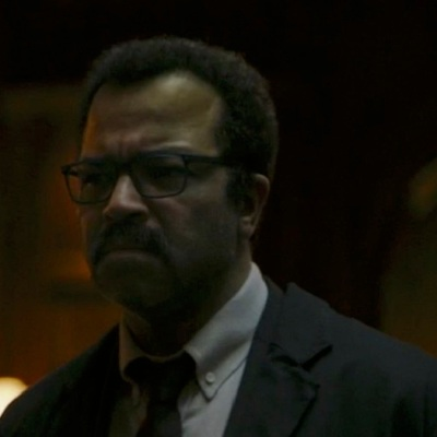 Jeffrey Wright as Commissioner Jim Gordon in The Batman
