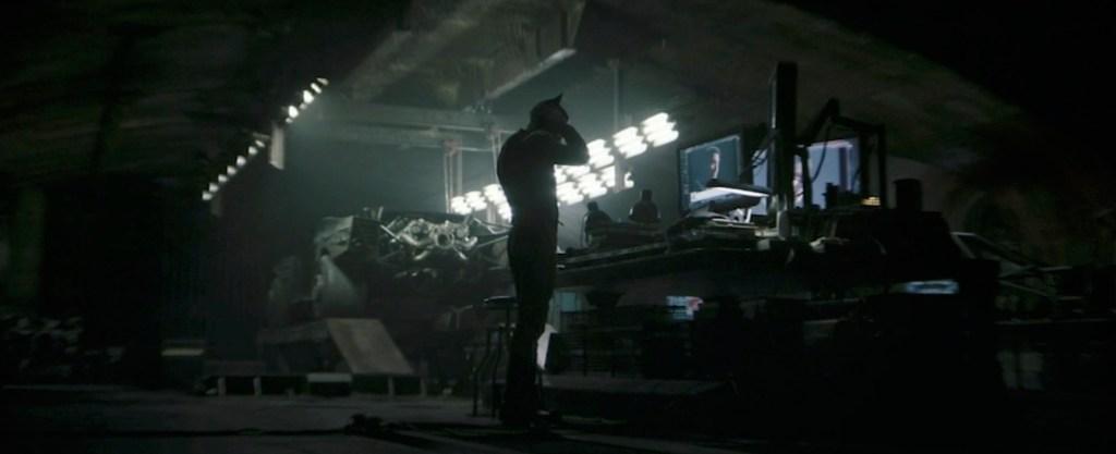 The Batman Batcave