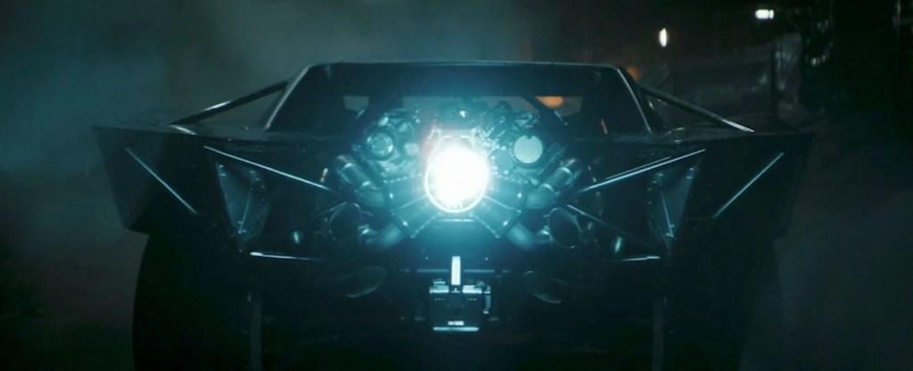 The Batman Trailer Batmobile