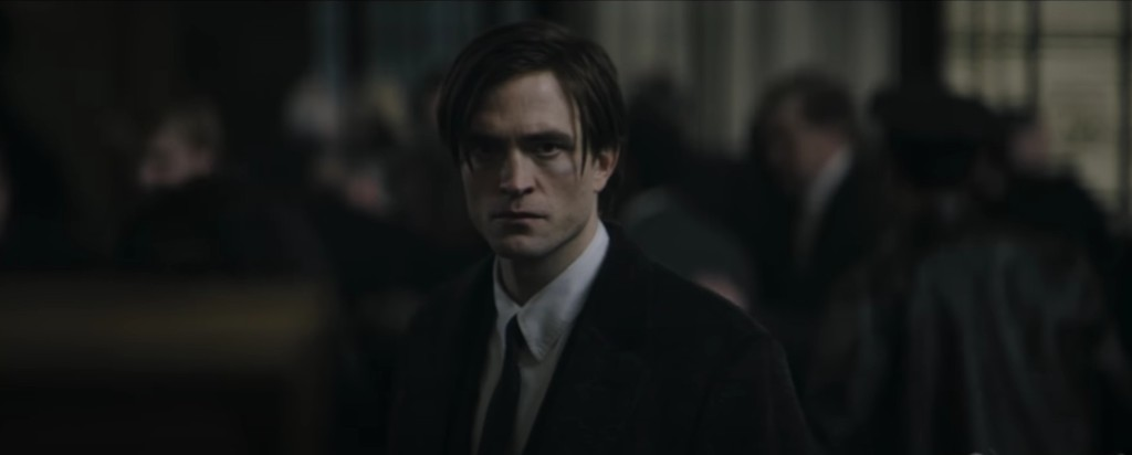 The Batman Trailer Bruce Wayne