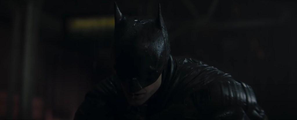 The Batman Trailer I am Vengeance