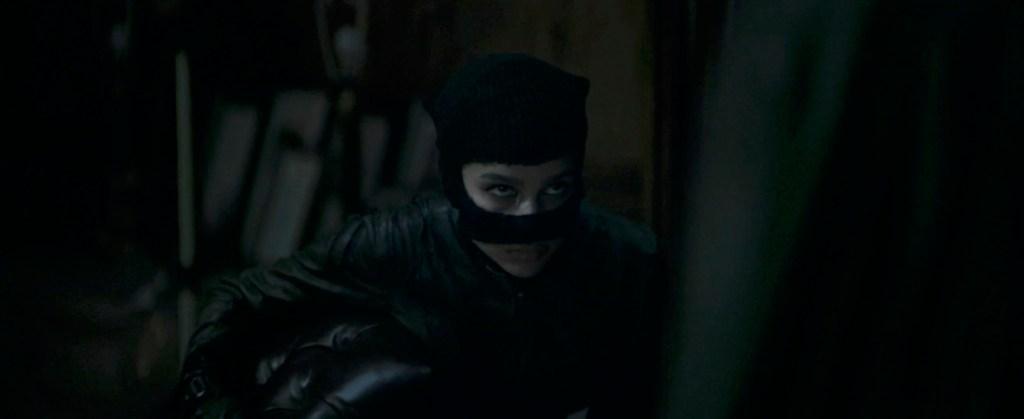 The Batman Trailer Catwoman