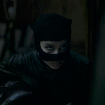 Zoe Kravitz as Catwoman in The Batman