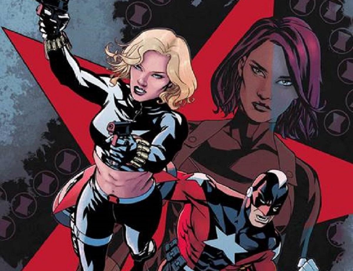 Ultimate Black Widow went Rogue