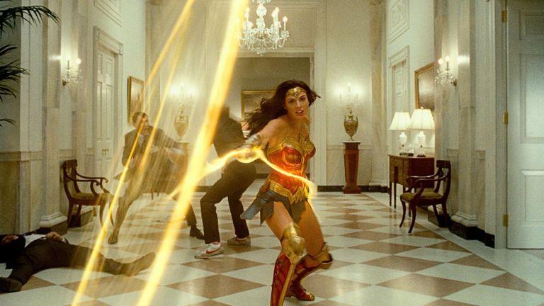 Gal Gadot as Diana in Wonder Woman 1984