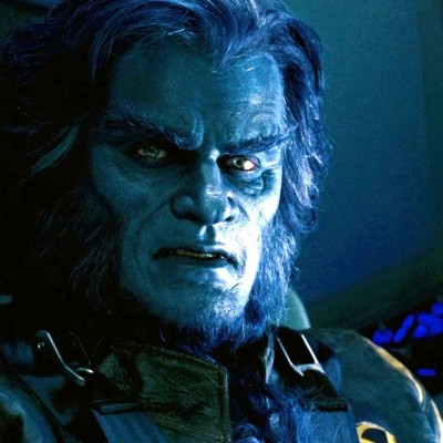 Kelsey Grammer as Beast in X-Men: The Last Stand