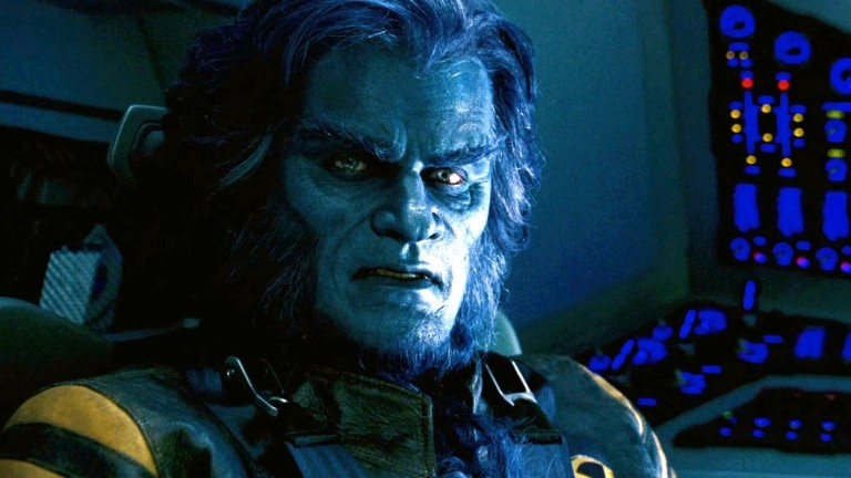 Kelsey Grammer as Beast in X-Men: The Last Stand