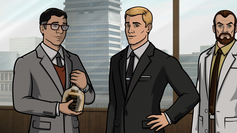 Archer Season 11 Barry