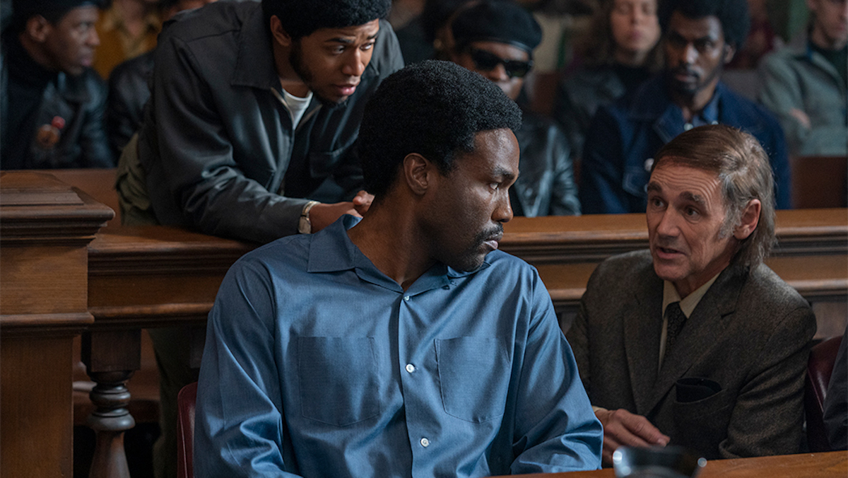 Aaron Sorkin's The Trial of the Chicago 7 Trailer Remembers a World Divided | Den of Geek
