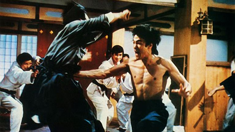 Bruce Lee in Fist of Fury