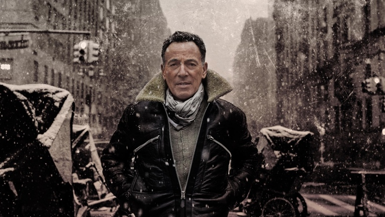 Bruce Springsteen Letters to You