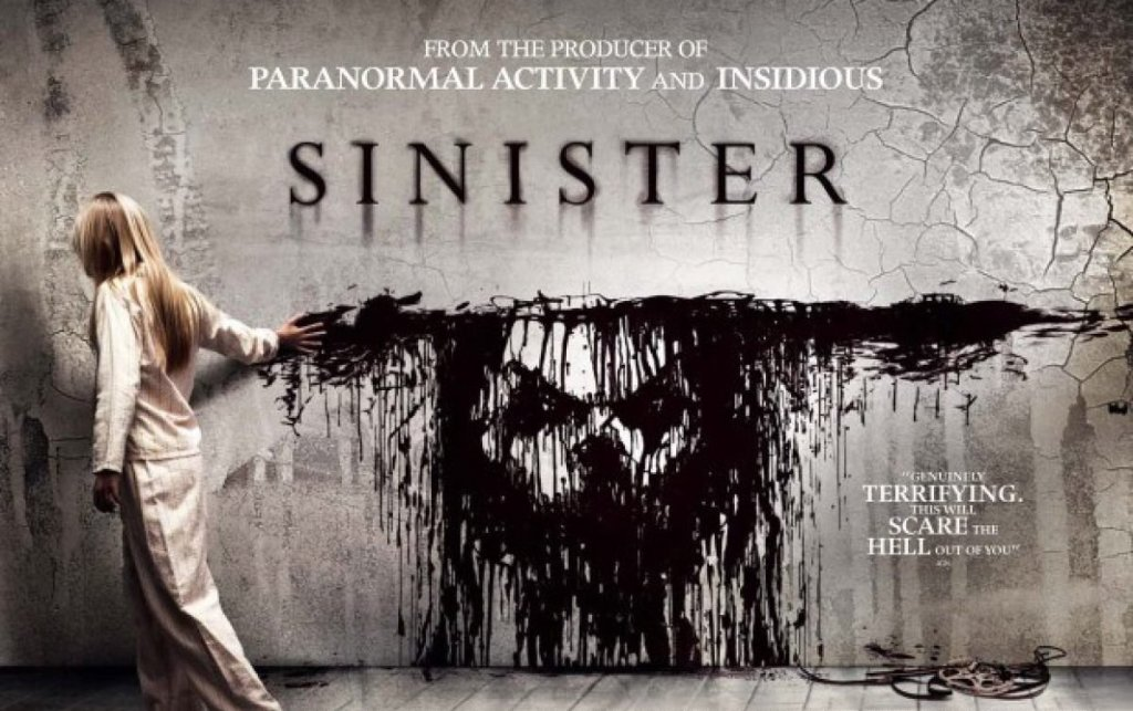 Bughuul in Sinister Movie Poster