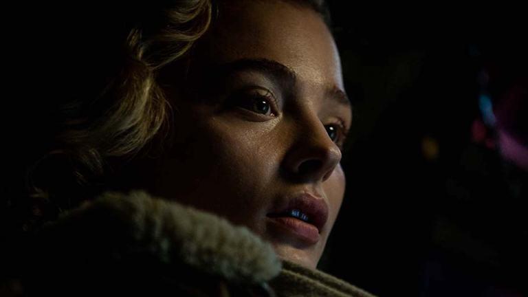 Chloe Grace Moretz in Shadow in the Cloud