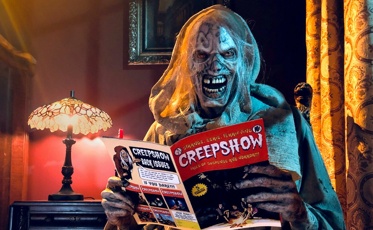 Creepshow Animated Halloween Special Coming to Shudder in October | Den of Geek