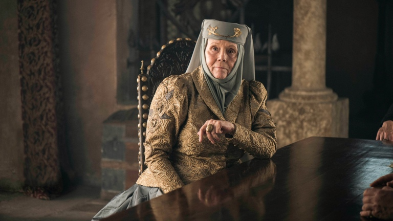 Diana Riggs Olenna Tyrell