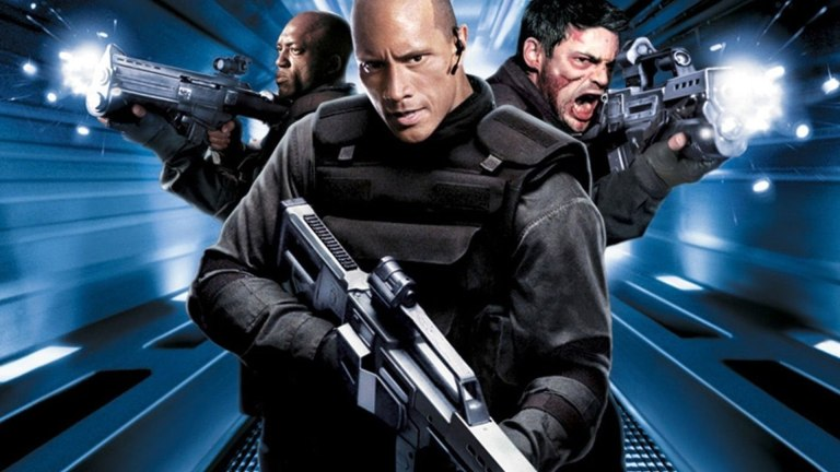 What Went Wrong With Dwayne Johnson S Doom Movie Den Of Geek
