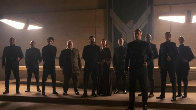 The Atreides Clan in Dune