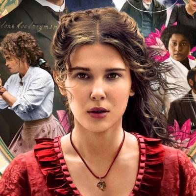 Enola Holmes Netflix poster cropped