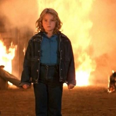 Drew Barrymore in Firestarter