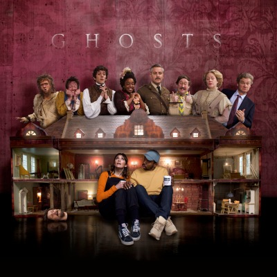 Ghosts series 2 poster