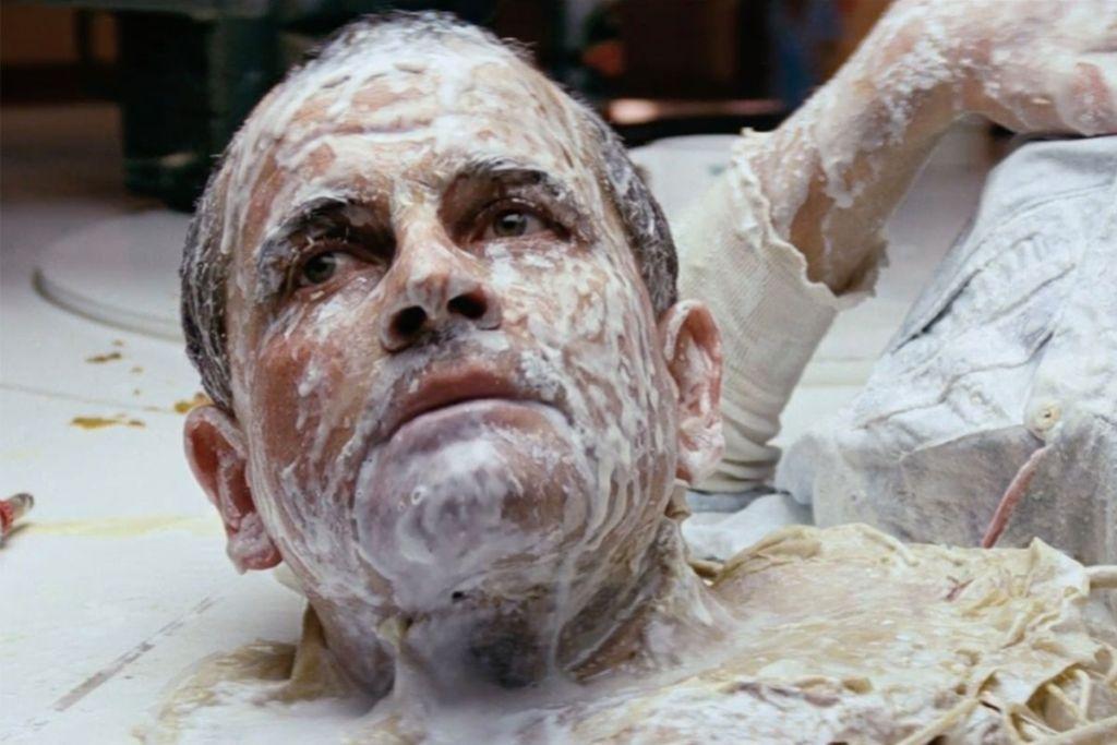 Ian Holm as Ash in Alien