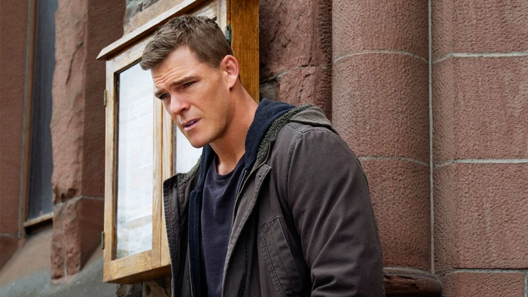 Jack Reacher Alan Ritchson Titans