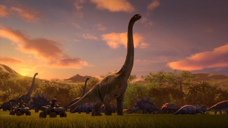 Jurassic World Camp Cretaceous Netflix