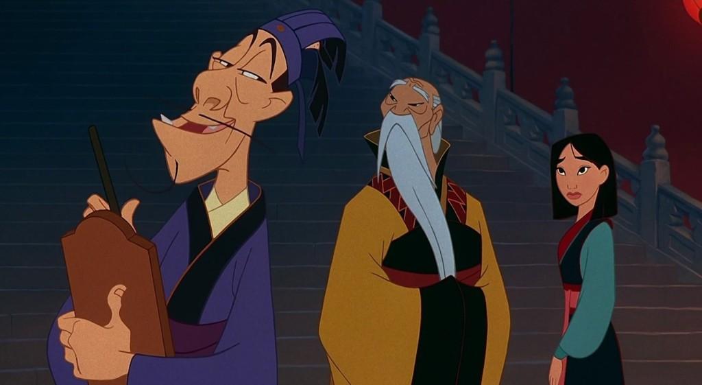 Hidden Secrets In Disney S Original 1998 Mulan Den Of Geek