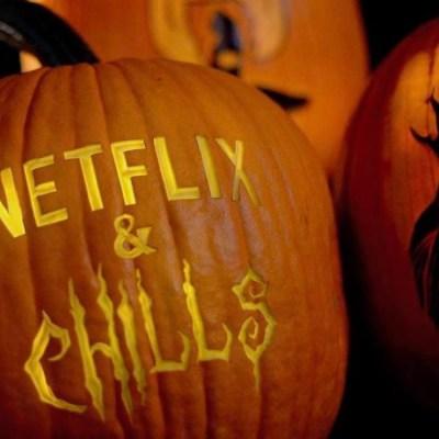 Netflix and Chills Logo 2020