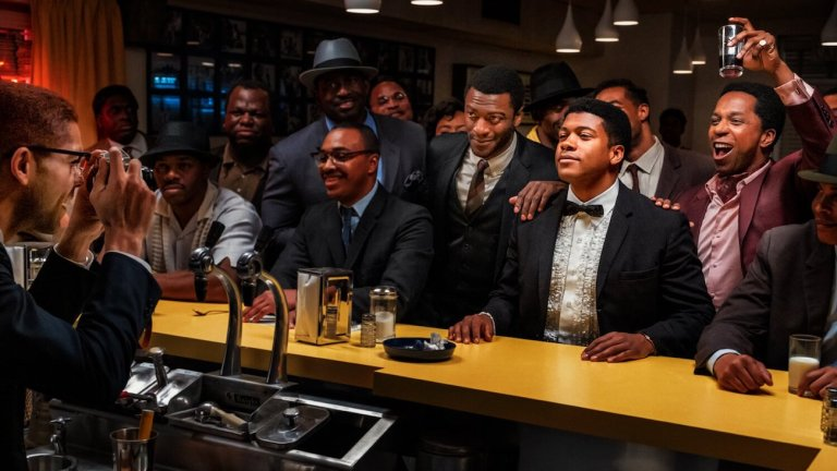 The Cast of Regina King's One Night in Miami
