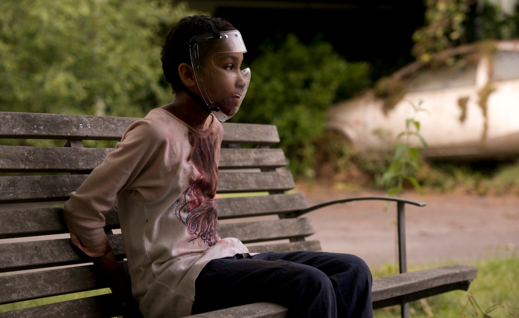 Sennia Nanua in The Girl with All the Gifts