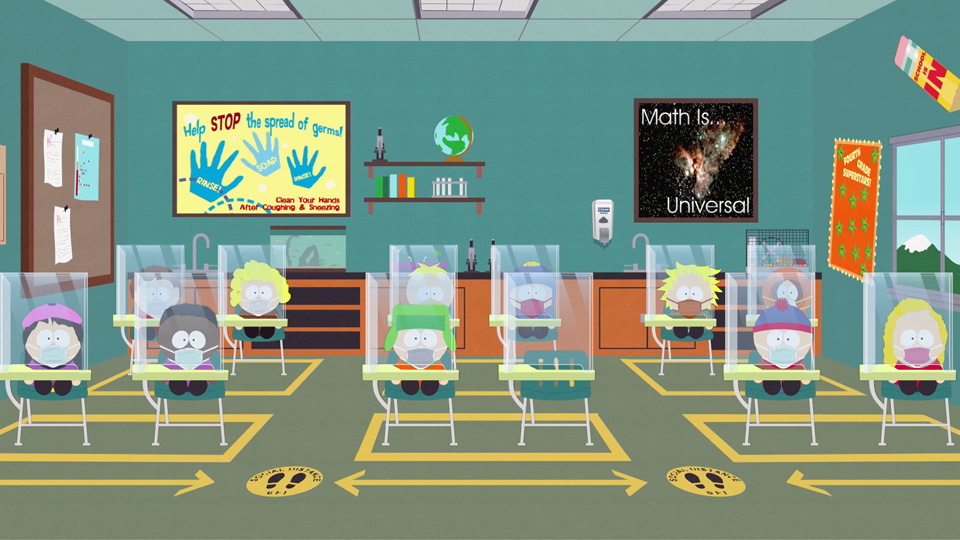 South Park To Premiere A Pandemic Special Event Episode | Den of Geek