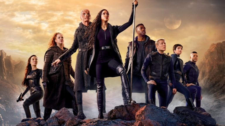 Season 3 Cast of Star Trek: Discovery
