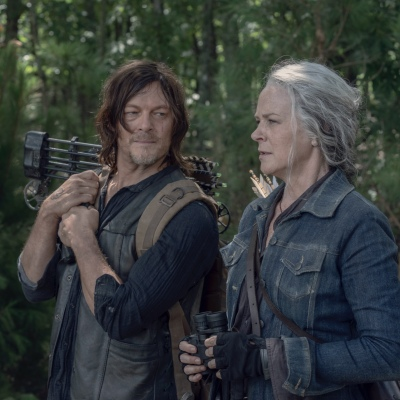 The Walking Dead Daryl and Carol