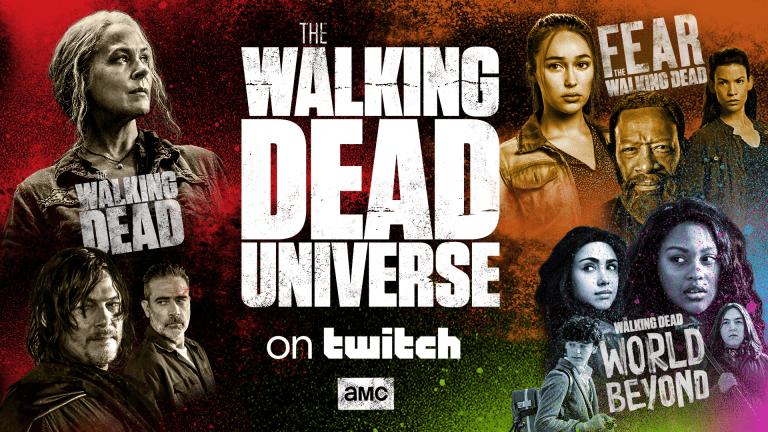 The Walking Dead Universe Twitch