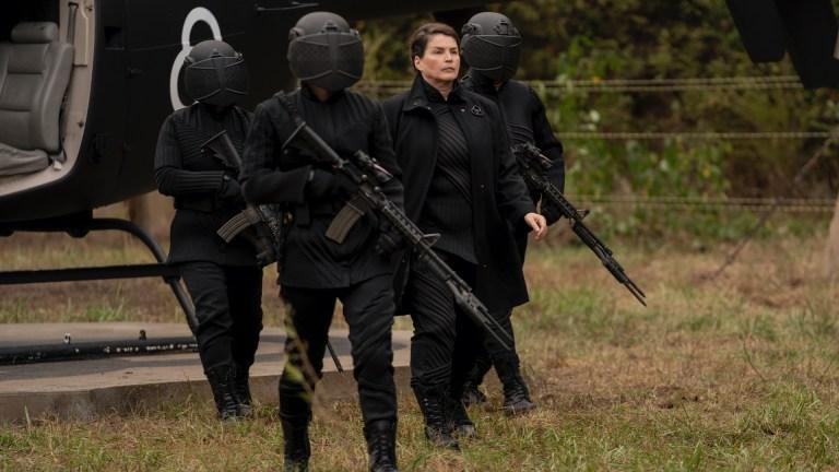 The Walking Dead World Beyond Civic Republic