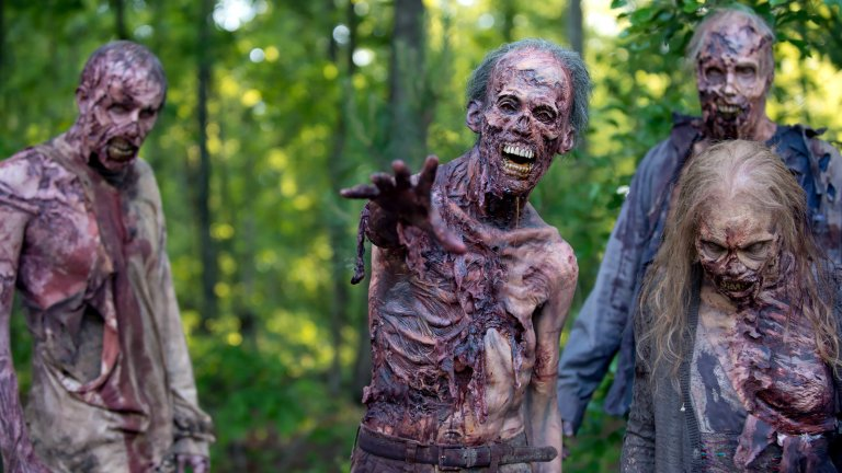The Walking Dead Zombie Outbreak