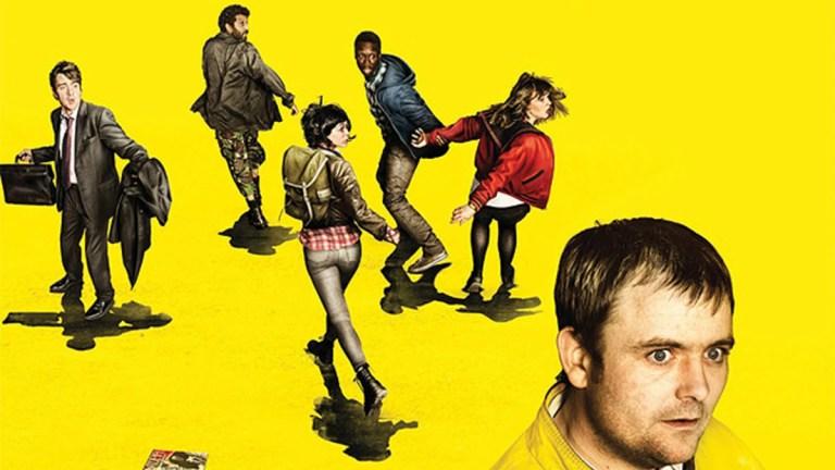 Utopia Channel 4 cast poster