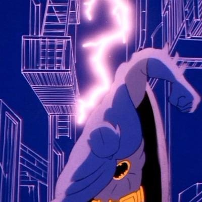 "Super Powers: Galactic Guardians ""The Fear"" starring Batman"