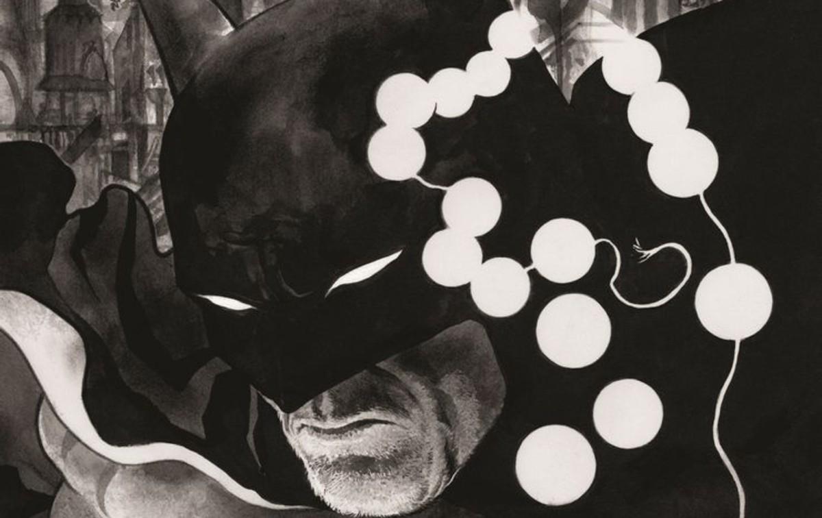 Batman: Black and White Anthology Series Returns in December   Den of Geek