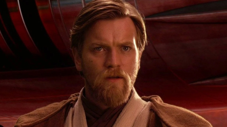 Ewan McGregor as Obi-Wan Kenobie in Star Wars: Revenge of the Sith